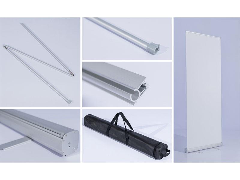 Easy Roll-Up Standard - 100cm breit